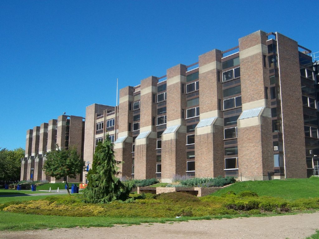 The Templeman Library at the University of Kent