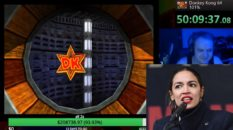 Congresswoman Alexandria Ocasio-Cortez turned up on the Twitch stream