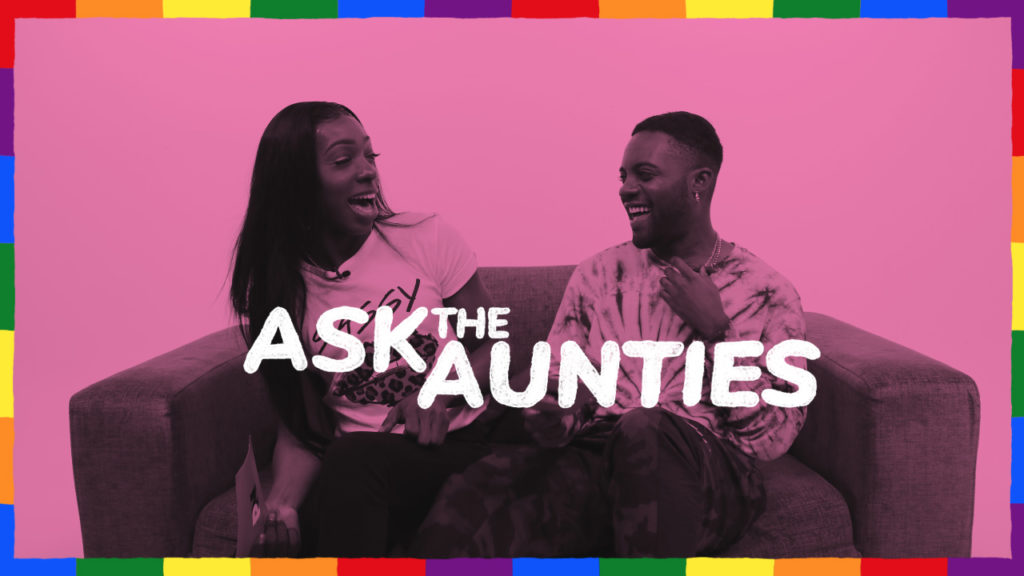 Agony aunties Lee and Karnage on the queer black scene (PinkNews)
