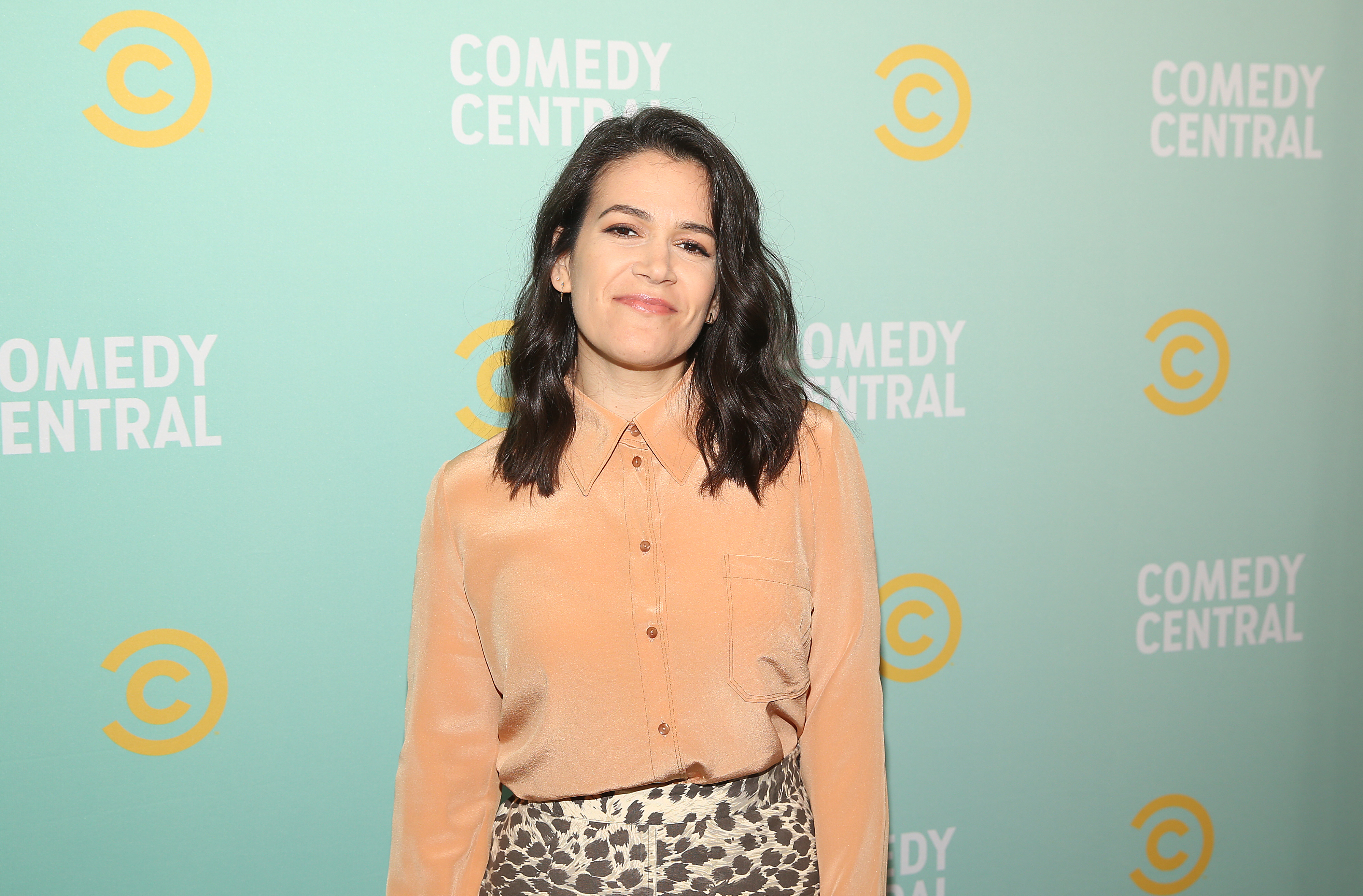 Abbi Jacobson attends the 2019 Comedy Central Press Day in Hollywood, California. (Jesse Grant/Getty Images for Comedy Central)