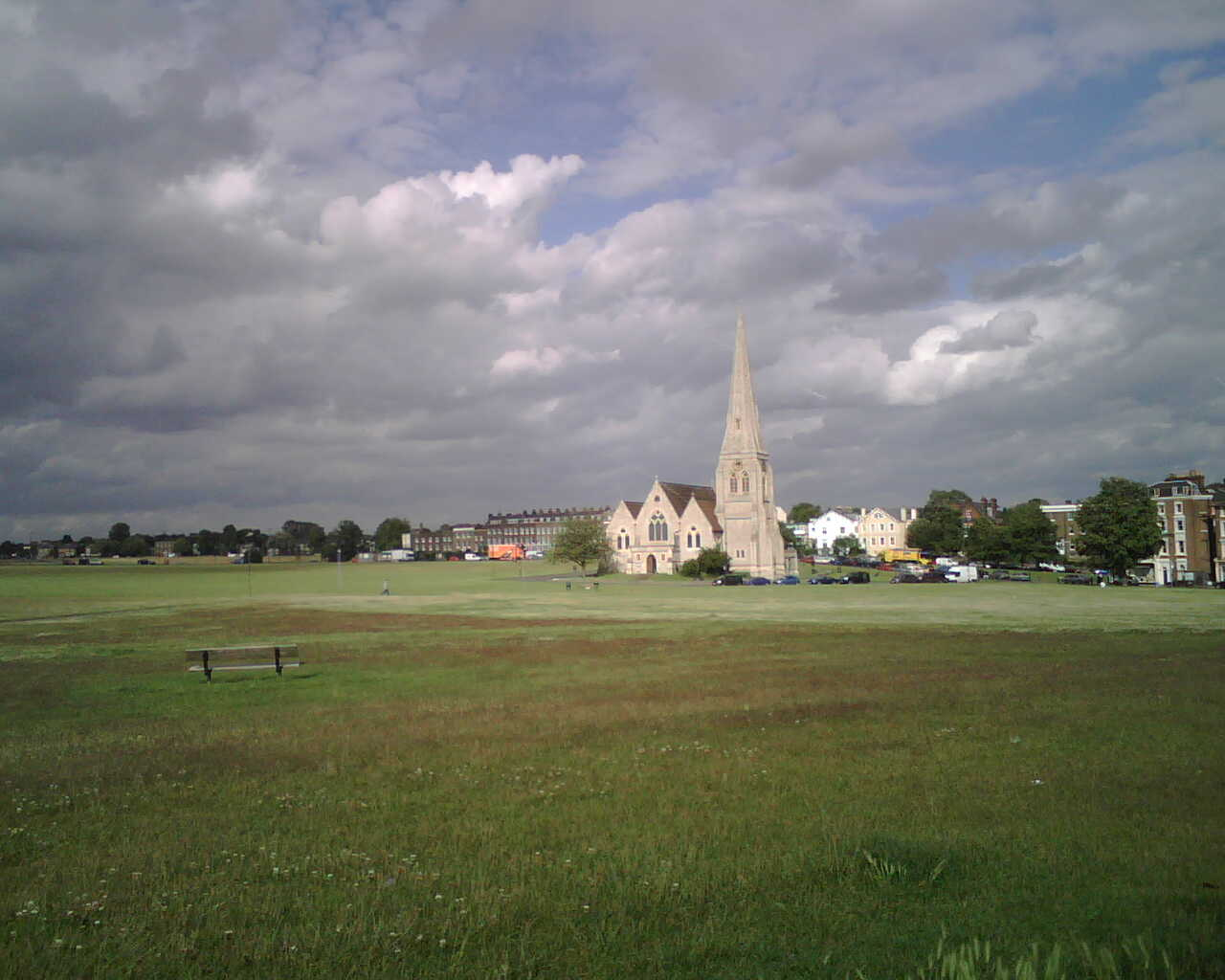 Blackheath Common, London