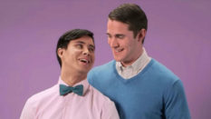 Cottonelle gay ad