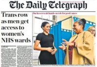 The Daily Telegraph's anti-trans headline