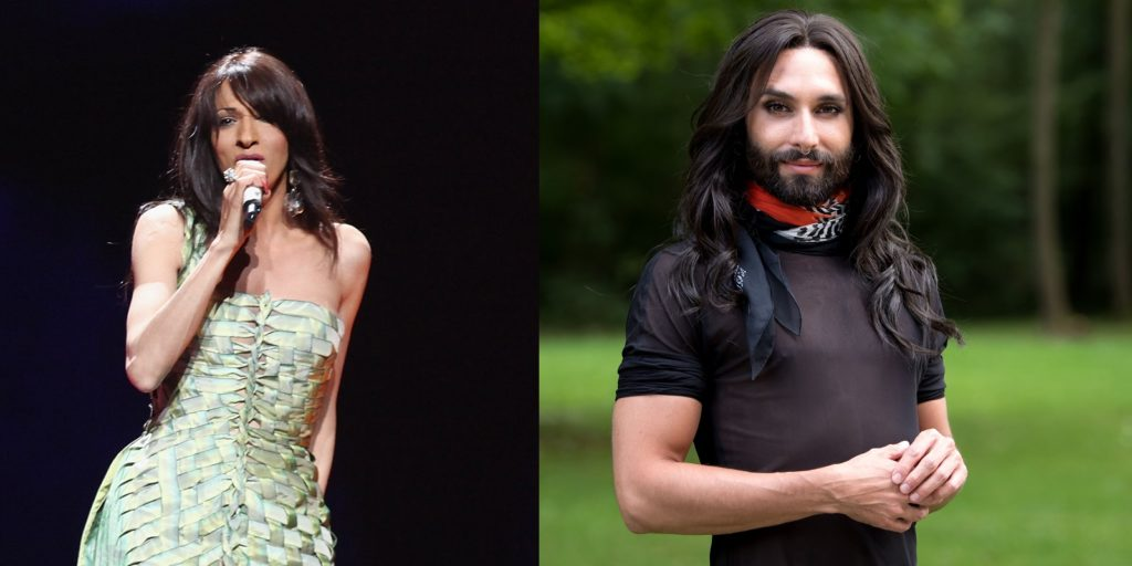Dana International and Conchita Wurst will return to the Eurovision Song Contest