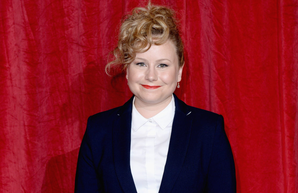 Coronation Street star Dolly-Rose Campbell