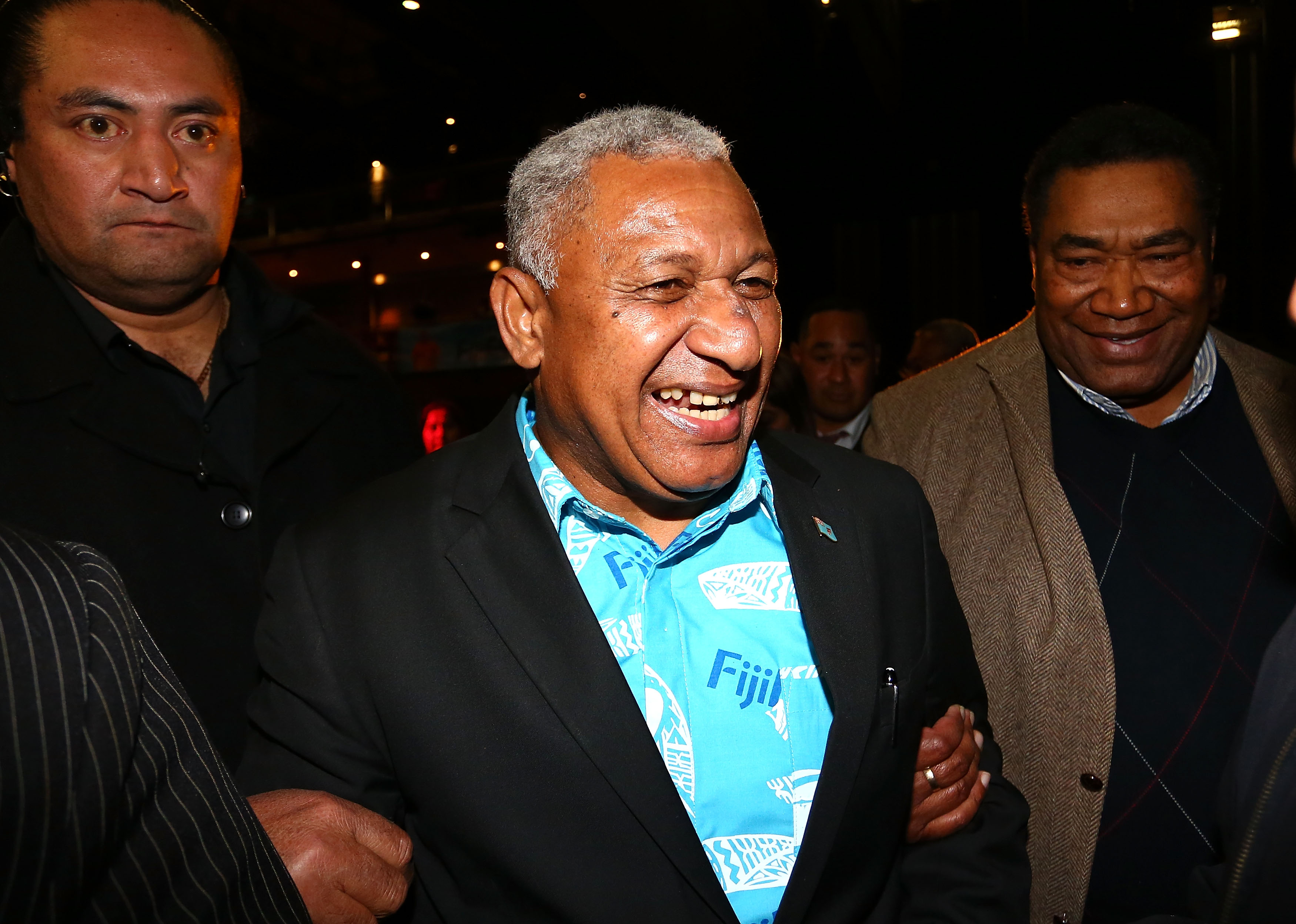 Fiji prime minister says he will never allow same-sex marriage