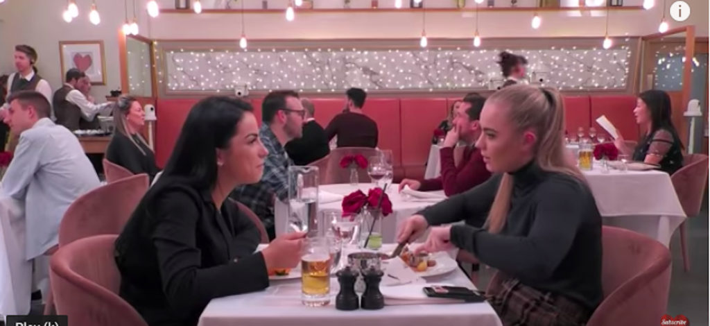 The 2019 season of First Dates began on April 16.