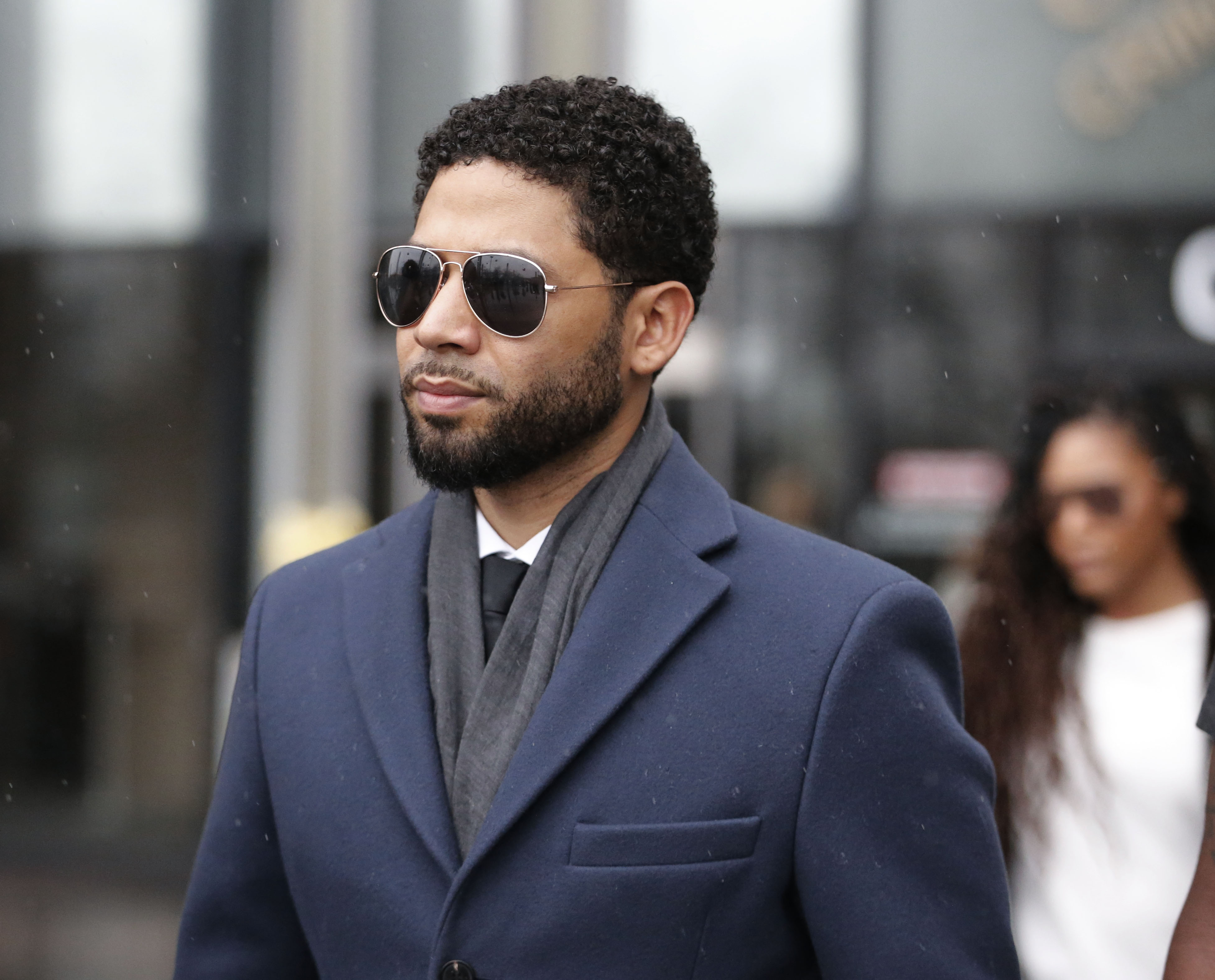 Chicago to sue Jussie Smollett for cost of alleged 'false police report'