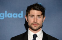 Actor Matt Dallas arrives at the 24th Annual GLAAD Media Awards at JW Marriott Los Angeles at L.A.
