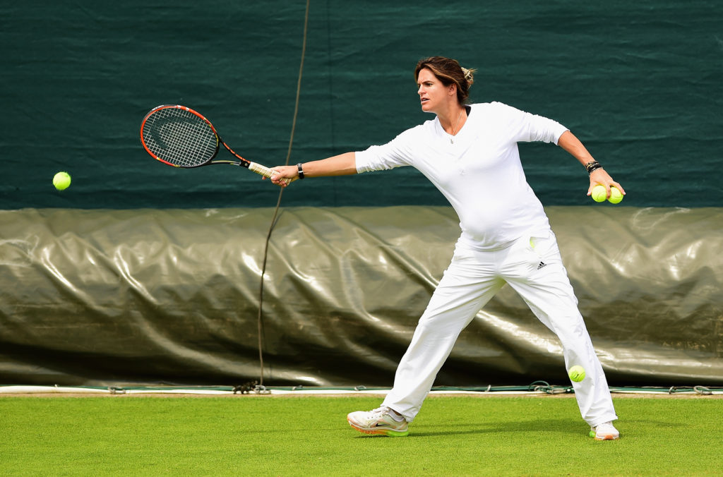 Amélie Mauresmo: Lesbian tennis coach for Lucas Pouille and Andy Murray