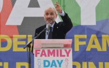 Massimo Gandolfini, who campaigned against civil partnerships, is one of the organisers of the World Congress of Families meeting in Verona, Italy.