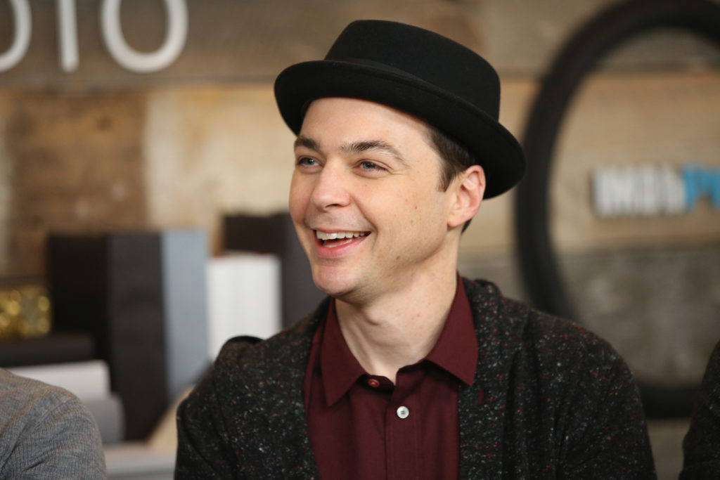 Jim Parsons is producing a comedy series about a gay man.