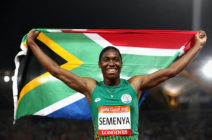 Caster Semenya of South Africa, who was born with intersex characteristics, is fighting a new IAAF policy that would force her to undergo hormone therapy to compete.