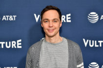The Big Bang Theory actor Jim Parsons attends Day Two of the Vulture Festival.