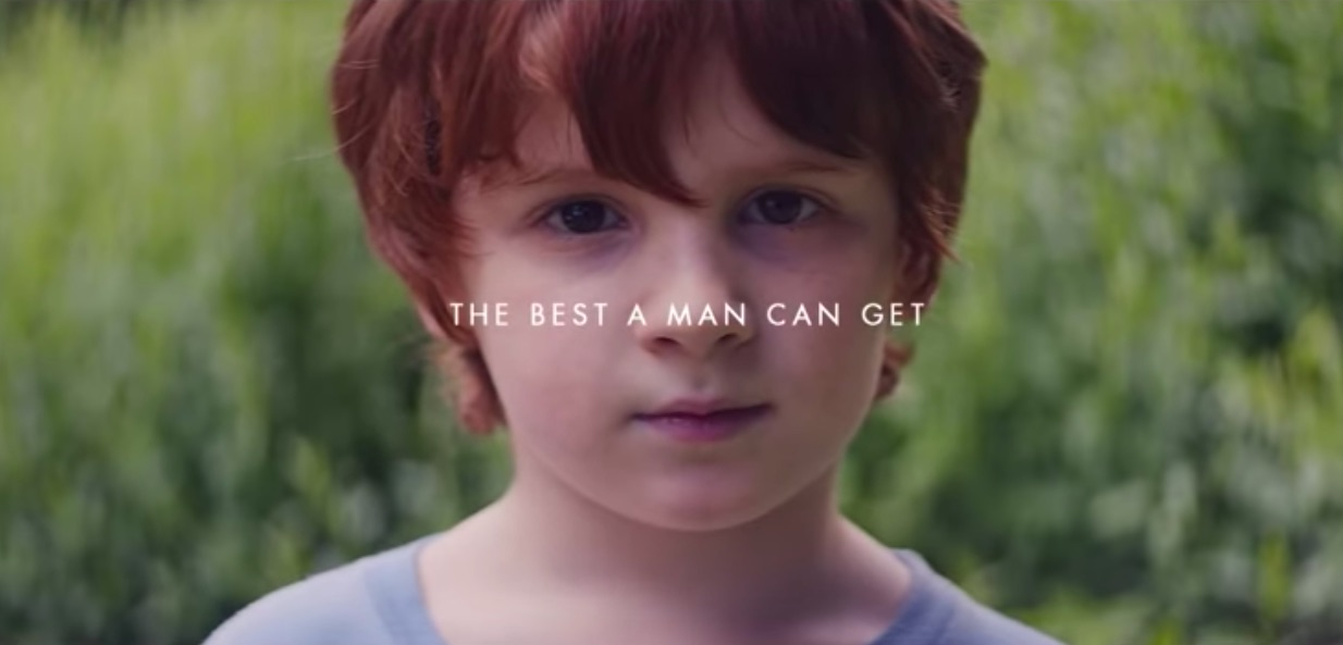 Gillette questioned toxic masculinity and its former marketing strategy in a new ad.