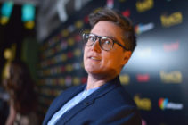 Hannah Gadsby attends the 8th AACTA International Awards on January 4, 2019 in Los Angeles, California.