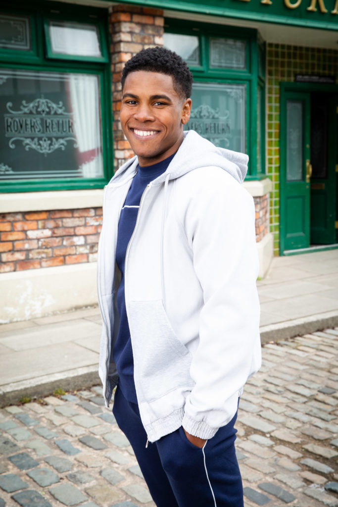 James Bailey, played by Nathan Graham
