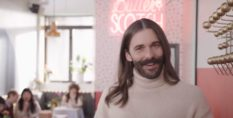 Jonathan Van Ness will conduct a gay wedding ceremony