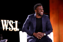 Comedian Kevin Hart attends the WSJ Tech D.Live at Montage Laguna Beach on November 13, 2018 in Laguna Beach, California.