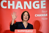 Former Scottish Labour Party leader Kezia Dugdale