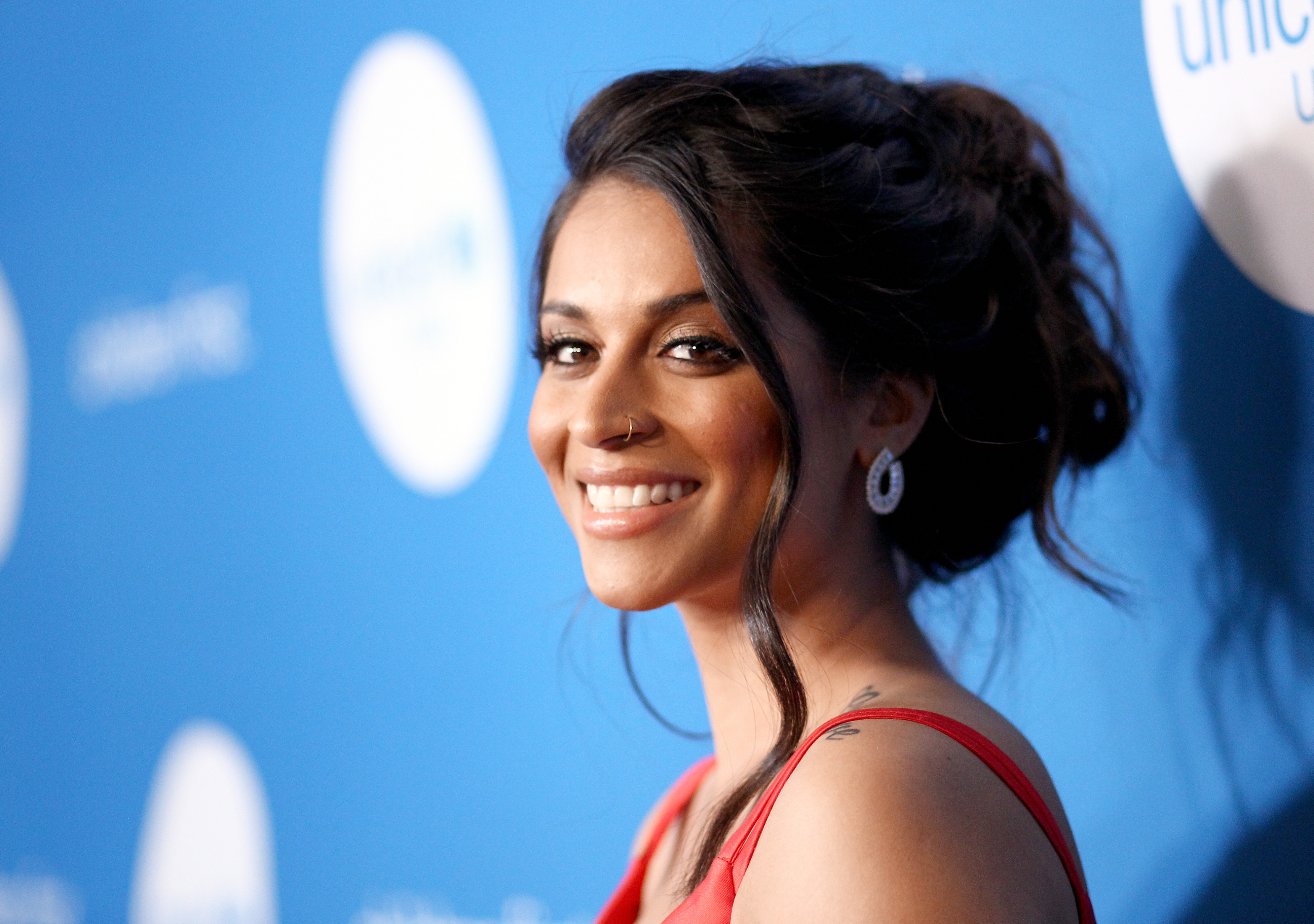 UNICEF Goodwill Ambassador Lilly Singh attends the Seventh Biennial UNICEF Ball: Los Angeles on April 14, 2018 in Beverly Hills, California.