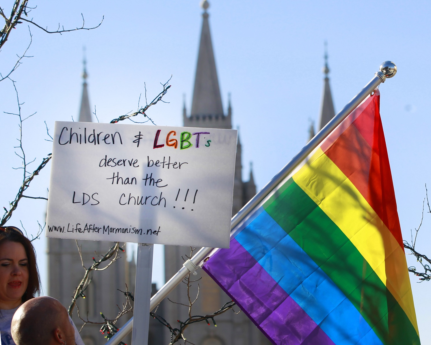 The Mormon church had faced mass resignations over the 2015 anti-LGBT policy