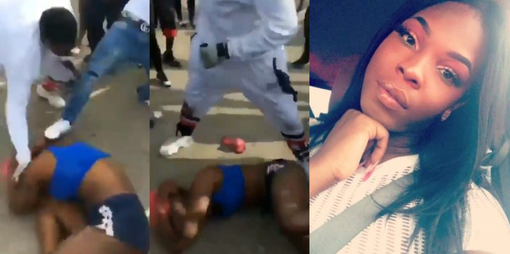 Muhlaysia Booker was violently attacked