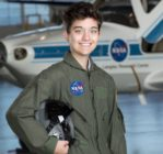 NASA non-binary intern V Wegman, who has spoken out against Trump's trans military ban