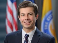 South Bend, Indiana Mayor Pete Buttigieg, who is exploring a Presidential candidacy speaks at the University of Chicago on February 13, 2019 in Chicago, Illinois.