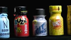 Poppers, alkyl nitrites
