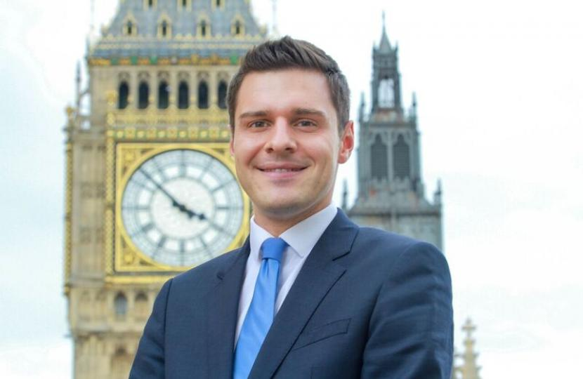 The former MP for Aberdeen South Ross Thomson