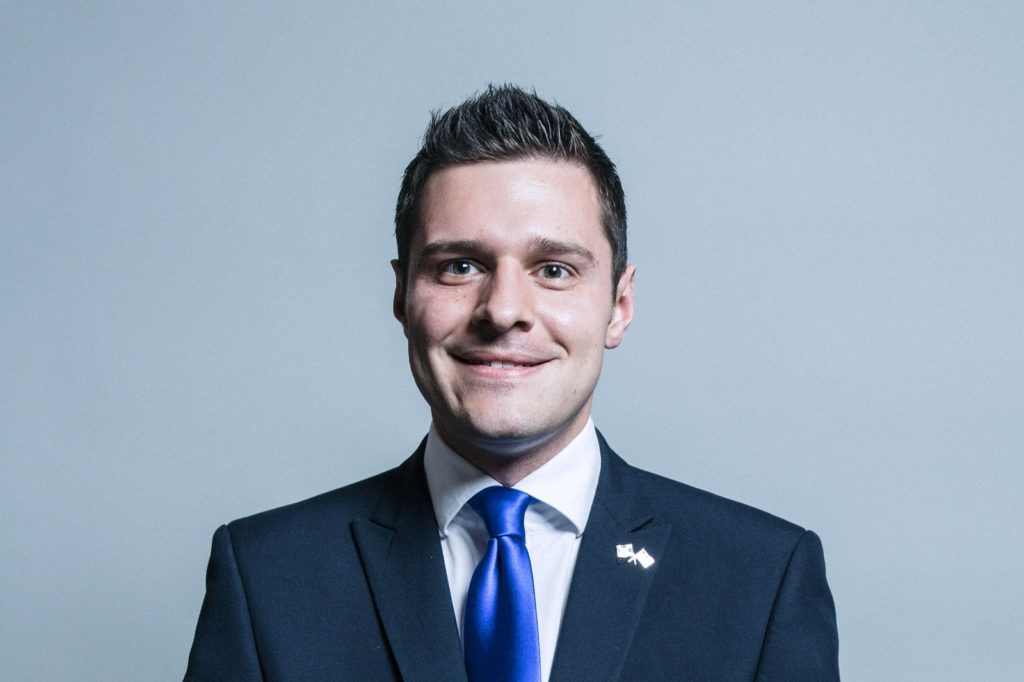 Former Conservative Member of Parliament for Aberdeen South Ross Thomson