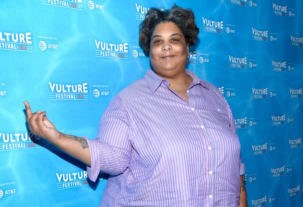 groceries Roxane Gay international women's day buys groceries