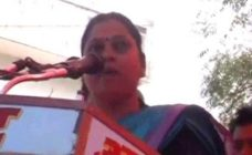 Sadhana Singh was recorded making the comments