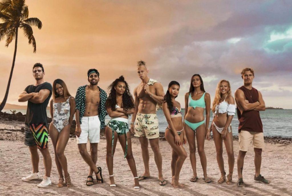 Shipwrecked 2019's contestants