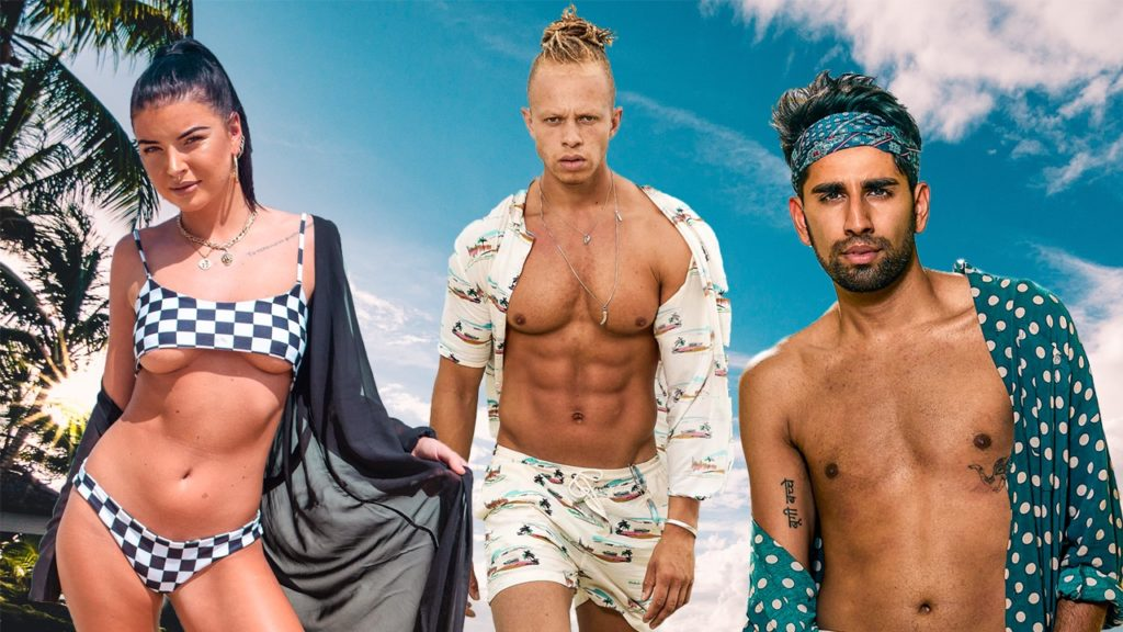 Gay contestants on Shipwrecked