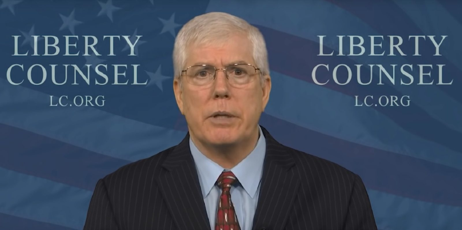 Mat Staver of Liberty Counsel is seeking to challenge a ban on gay cure therapy