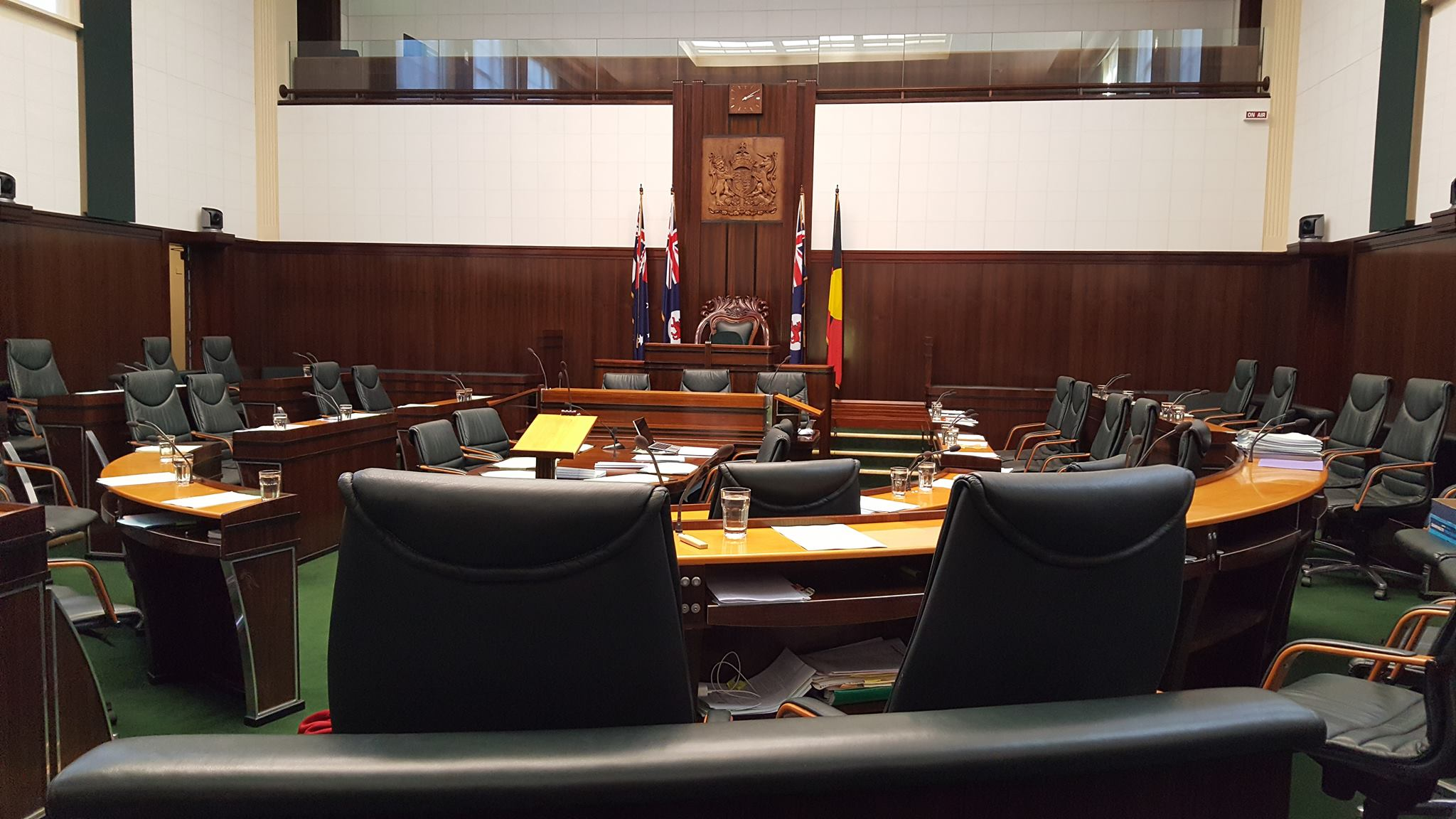 The Tasmanian House of Assembly passed the reforms