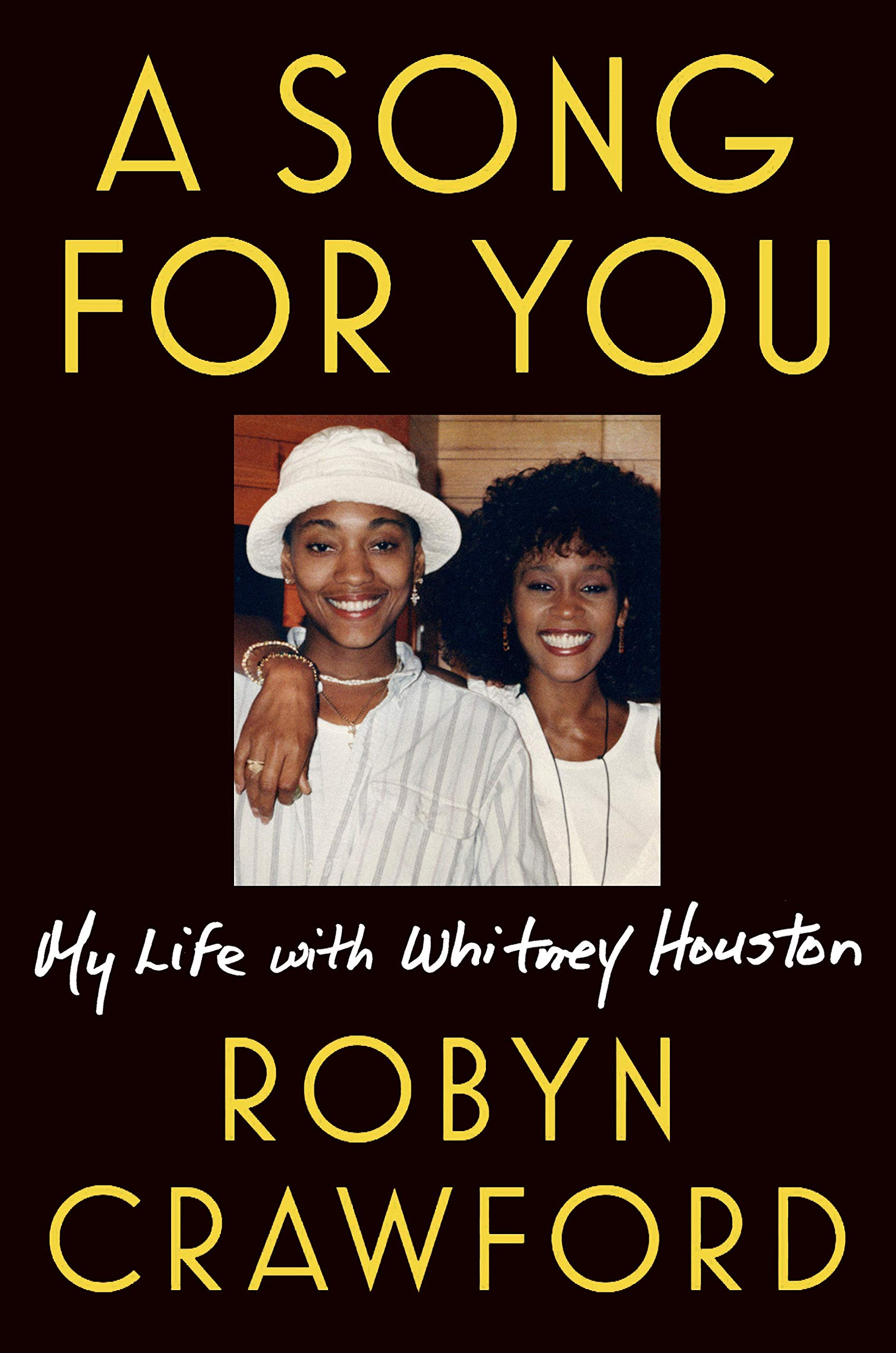 Robyn Crawford book A Song For You