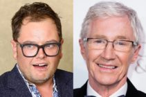 British comedians Alan Carr and Paul O'Grady, who will reportedly both be on RuPaul's Drag Race UK
