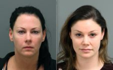 The two women were detained for assaulting a trans woman in a bathroom in North Carolina bar.