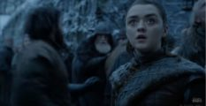 Game of Thrones fans insist Arya Stark is a 'powerful lesbian'