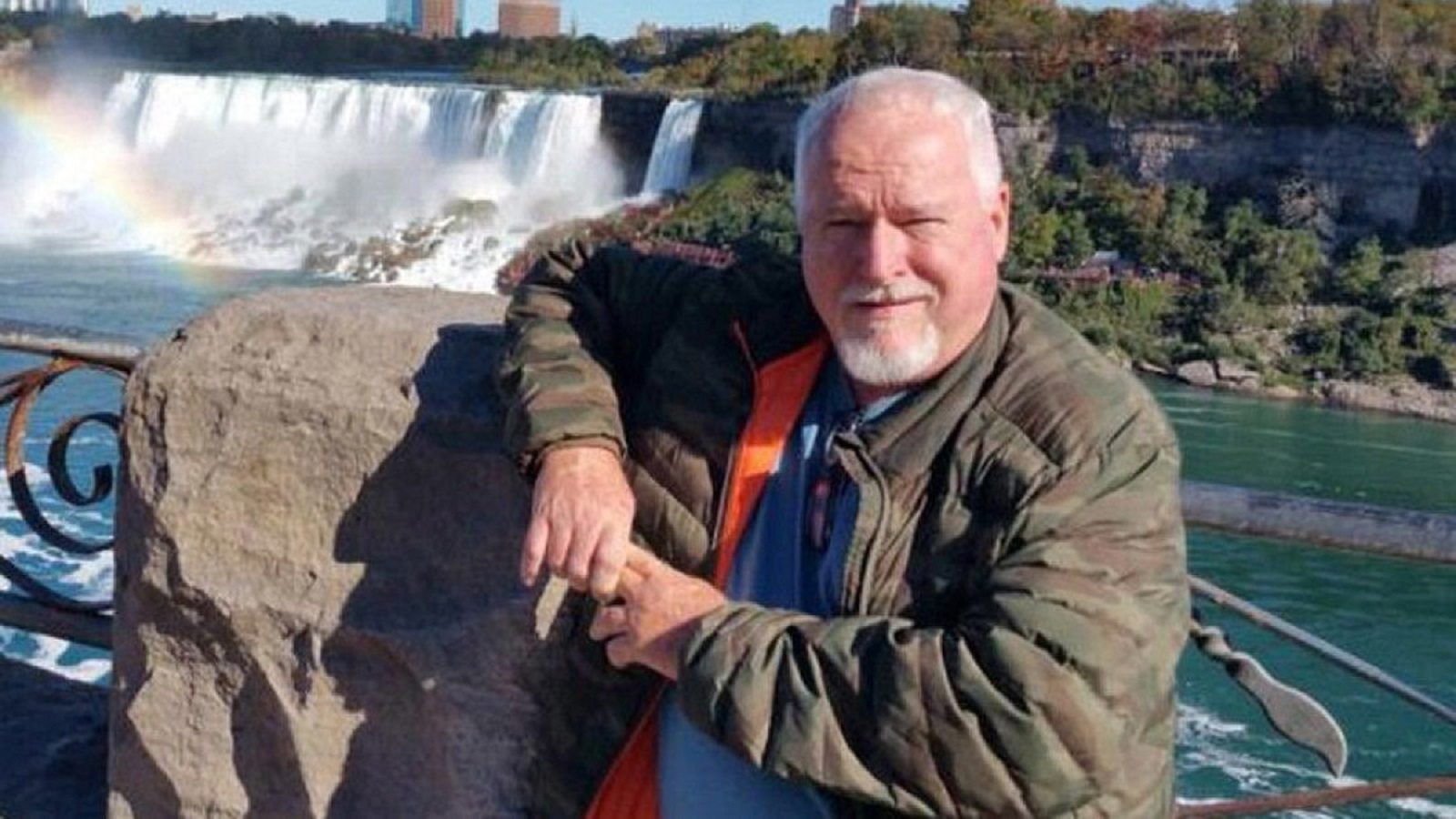 Photo of gay serial killer Bruce McArthur, who staged photos of victims' corpses.