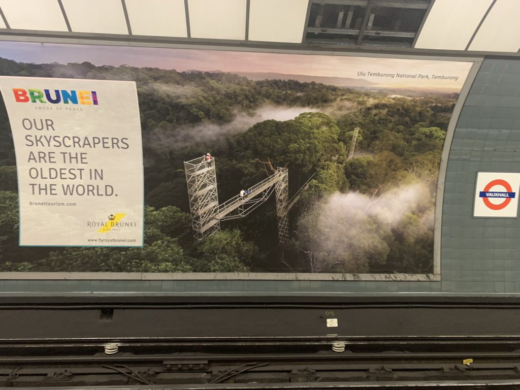 TfL bans adverts from countries with gay death penalty