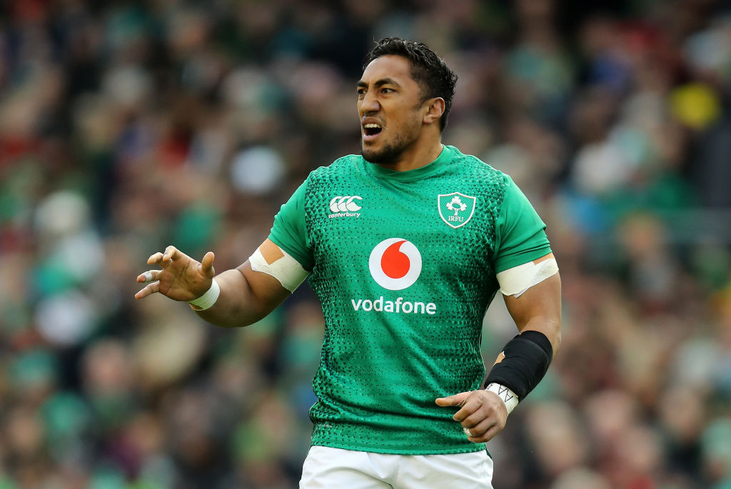 Ireland rugby player has 'nothing but love and respect' for gay people