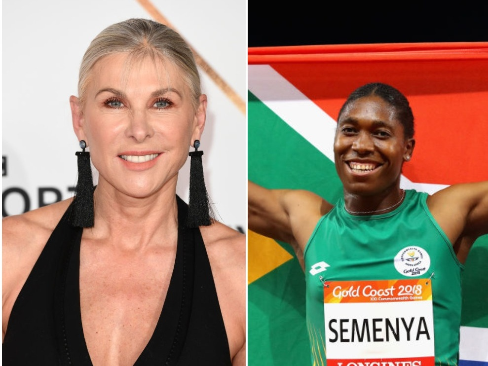 Caster Semenya ruling: Sharron Davies wants sport divided by chromosomes