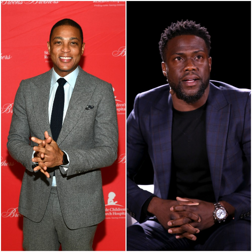 Don Lemon wants Kevin Hart to fight homophobia in the black community