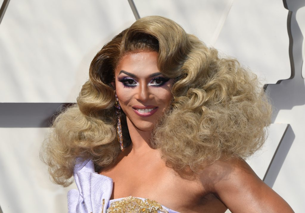 Actress Shangela arrives for the 91st Annual Academy Awards at the Dolby Theatre in Hollywood, California on February 24, 2019.