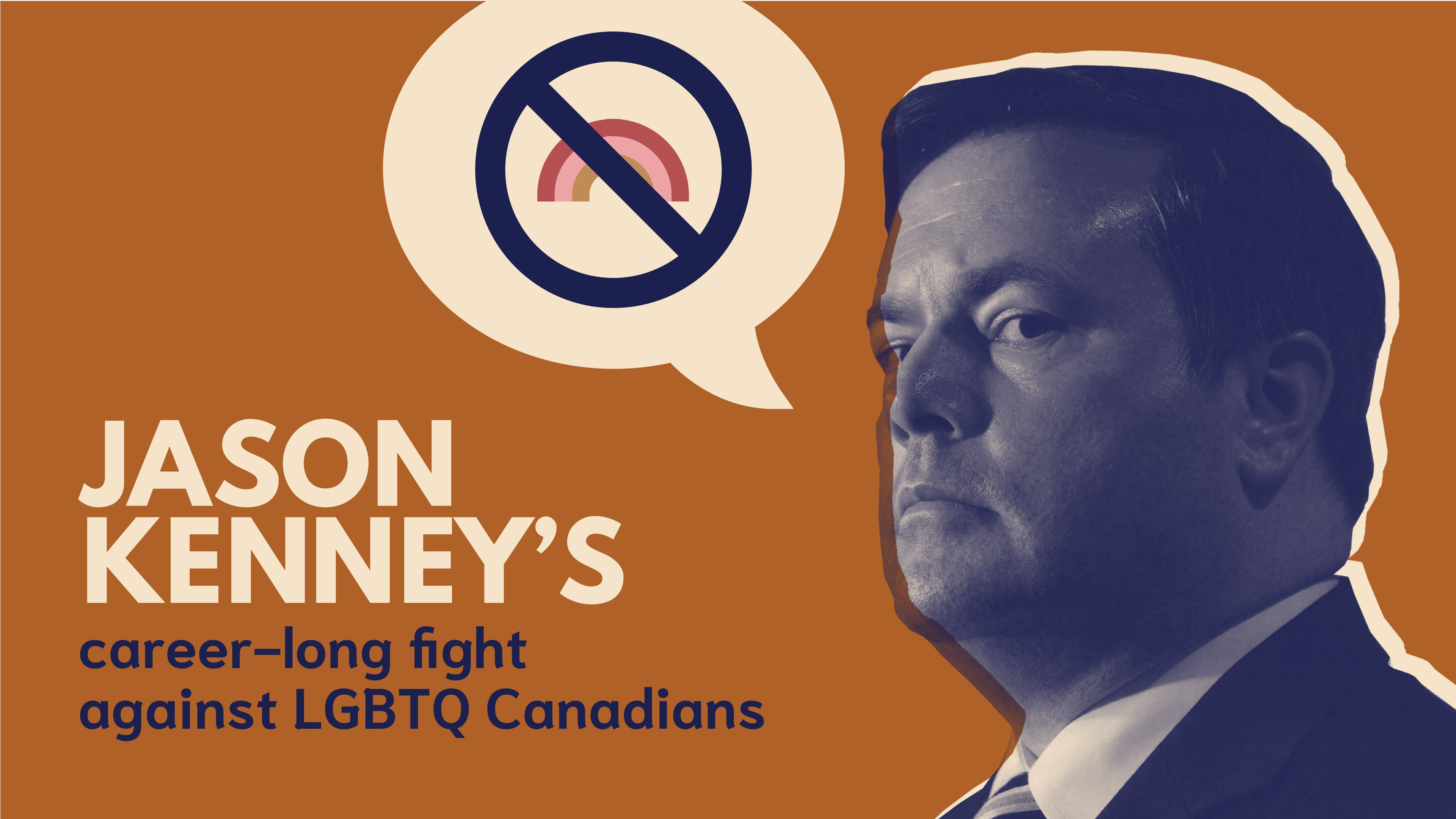 Alberta's United Conservative Party leader, Jason Kenney