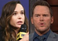 Photos of Ellen Page and Chris Pratt
